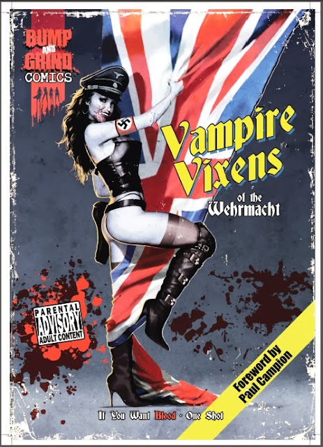 sexy nazi vampire