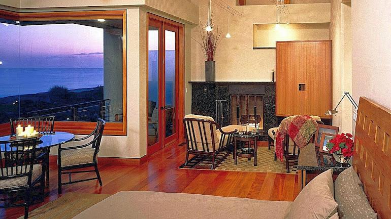 Interior Sea view room