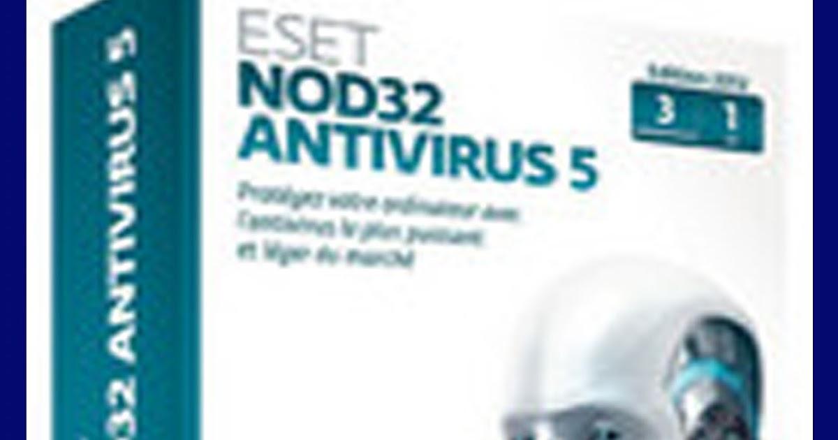 Nod32 antivirus 3.0.658 serial done