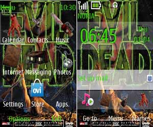 Free Download Evil Dead Themes For Your Nokia Phone