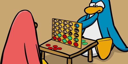 Club Penguin Find Four Direction Cheats