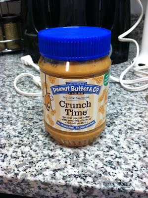 crunch time peanut butter