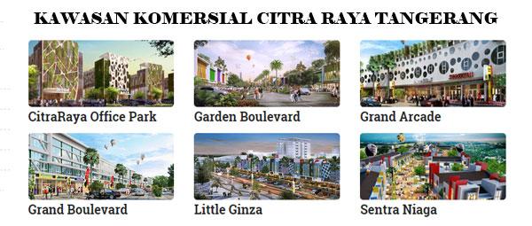CitraRaya Pusat Komersial Terpadu