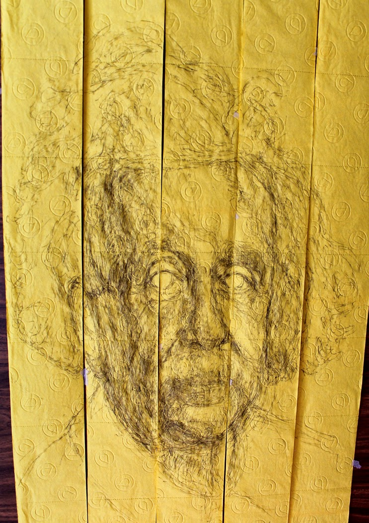 """Einstein"",""Renova"",""dibujo"",""papel higiénico"",""papel de baño"",""le frère"""