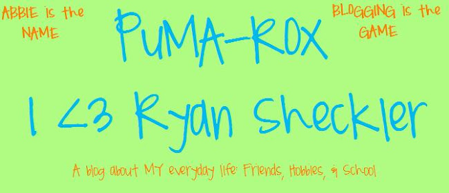 Puma-Rox I love Ryan Sheckler