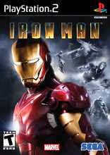 Iron Man for PS2