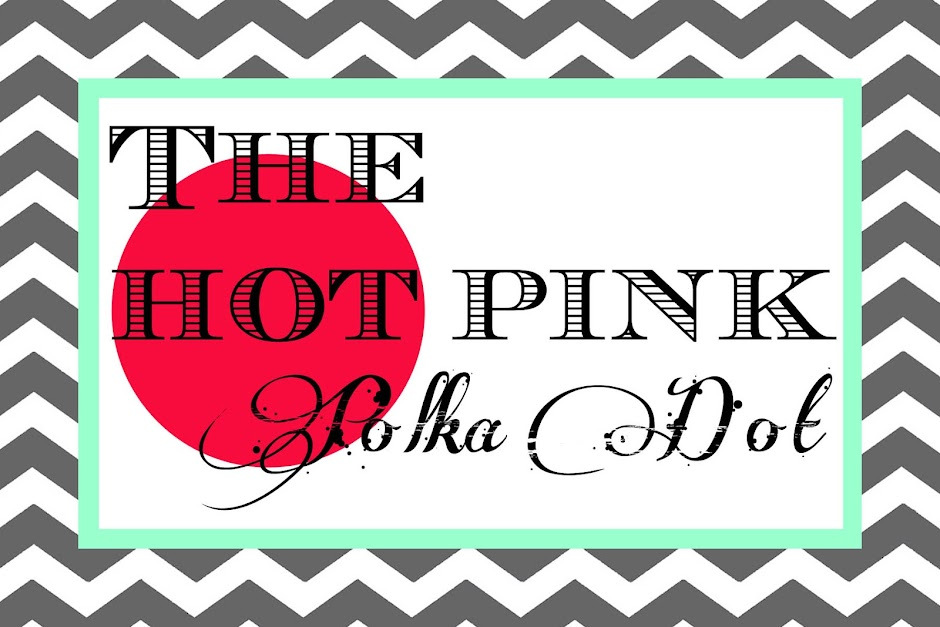 The Hot Pink Polka-Dot