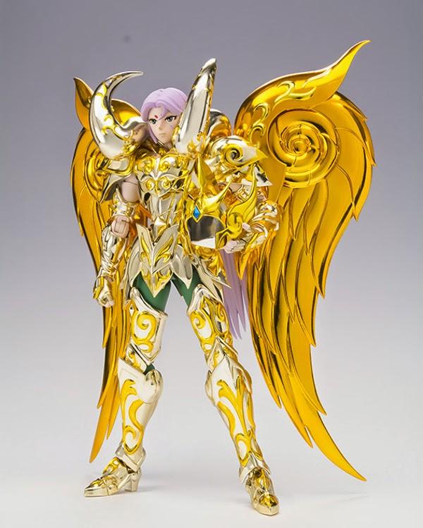 Aries Mu Myth EX della Bandai