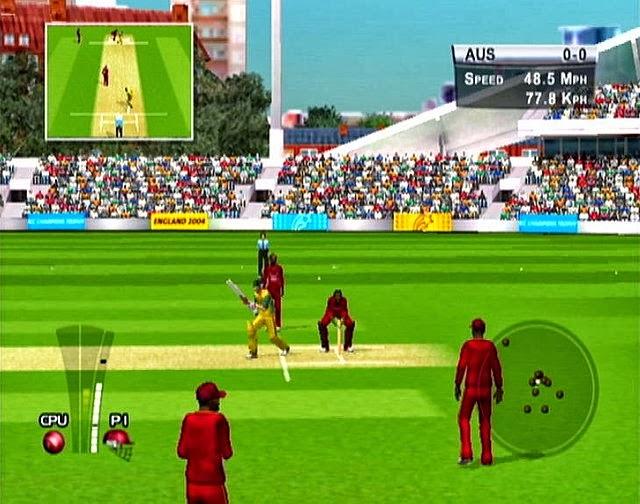 Cricket Games Brian Lara International Cricket - Full Version