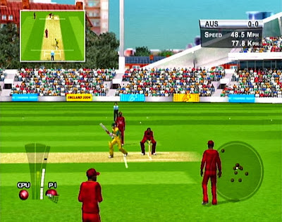Brian Lara International Cricket Full Version Game