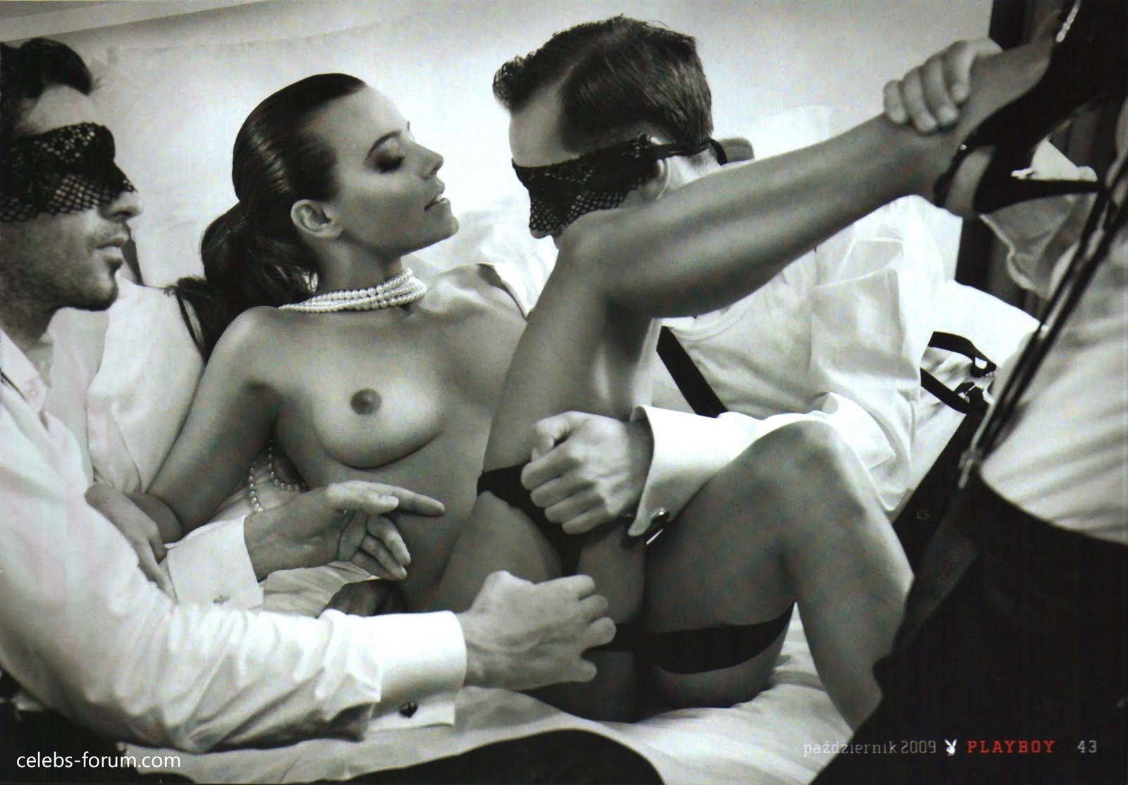 Anna Mucha Playboy