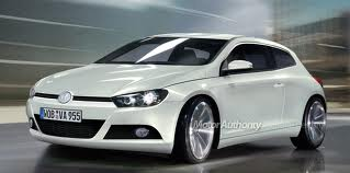 VW New Scirocco