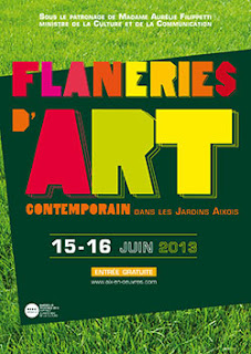 Les Flâneries d'Art, 15 & 16 juin 2013