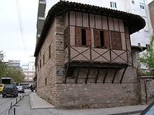 Το αρχοντικό Λασσάνη - Δημοτική Χαρτοθήκη