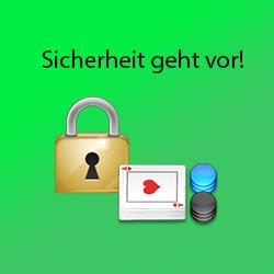 Sicherheit im Onlinecasino