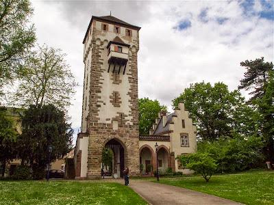 Basilea - St-Alban-Tor