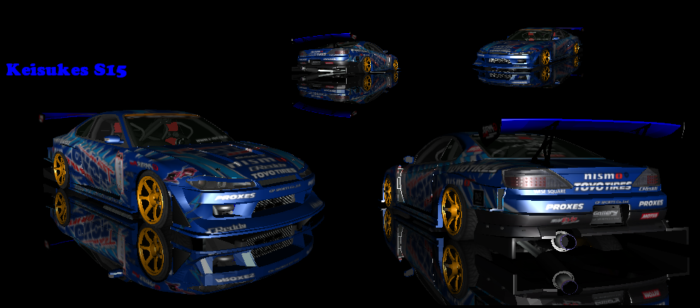 GTR GTA SA MODS