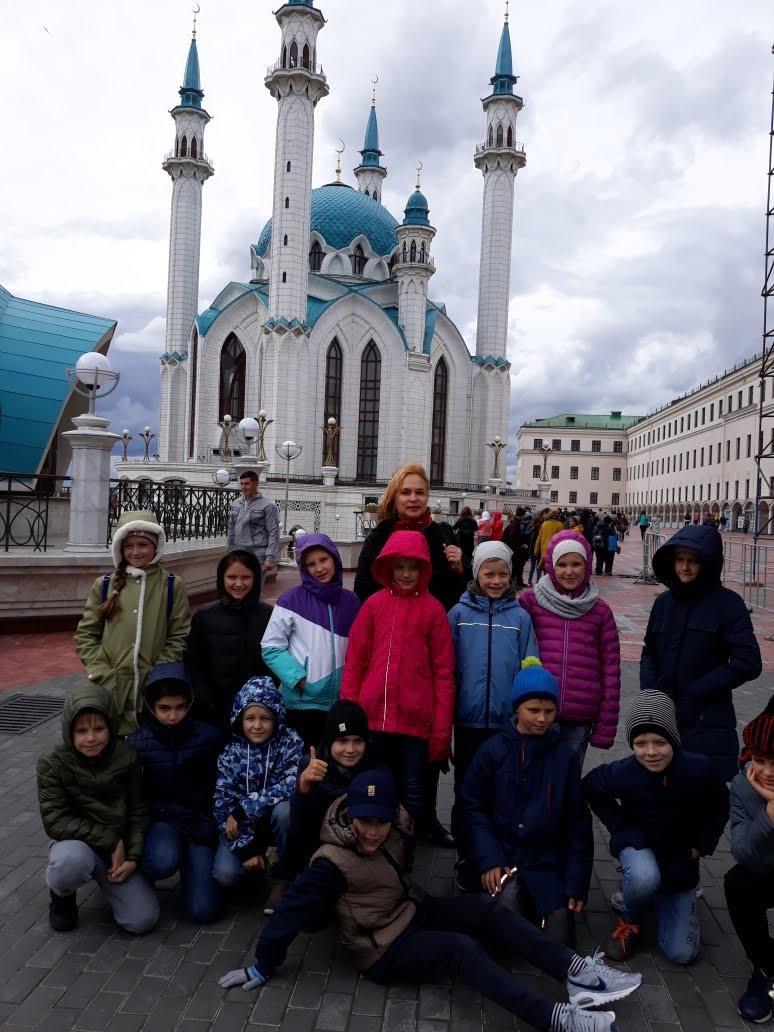 Учебно-познавательна экскурсия в Казань.
