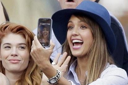 Smartphone Foto Selfie