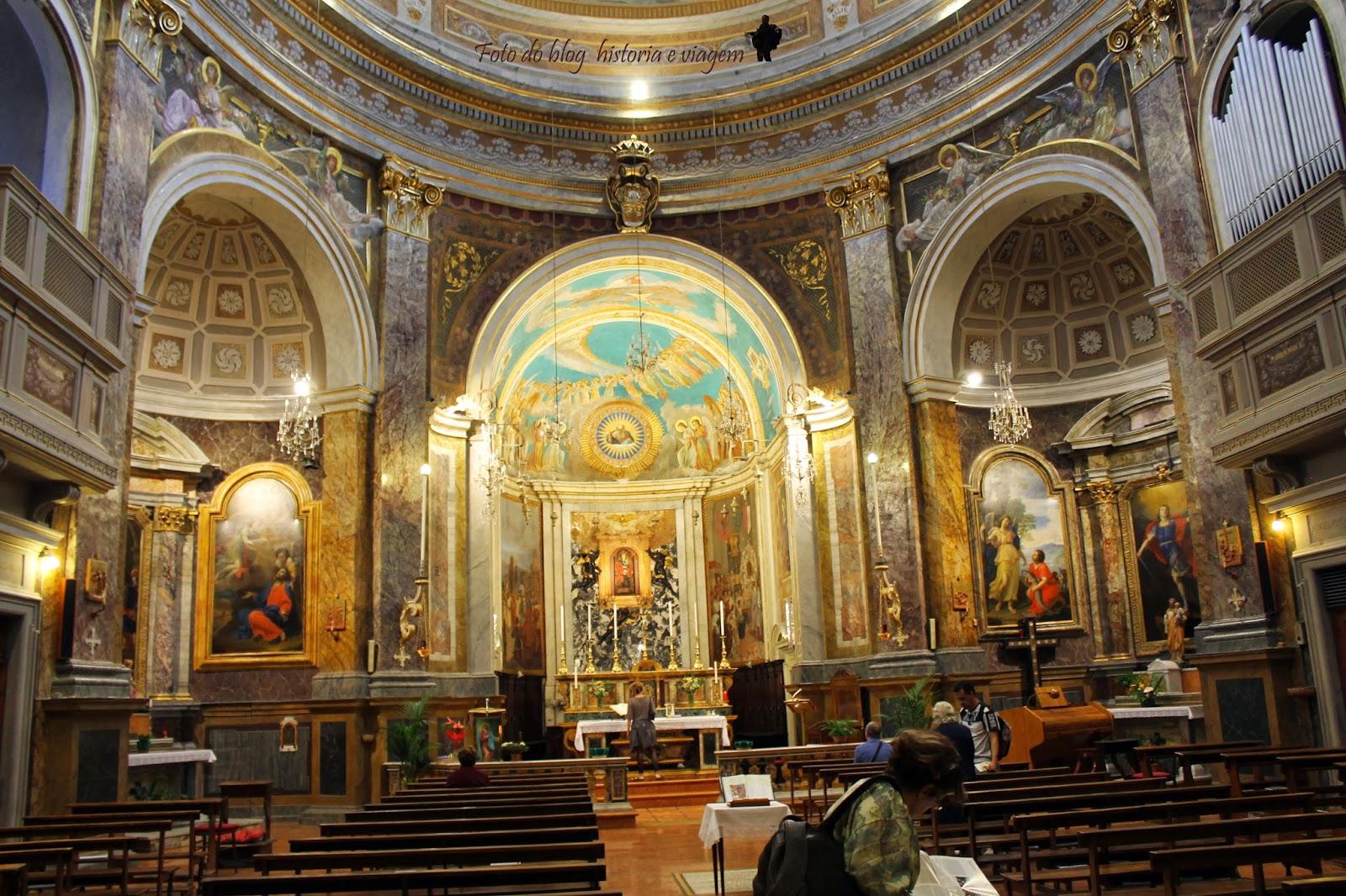 Chiesa Di Santa Maria in Via - Camerino