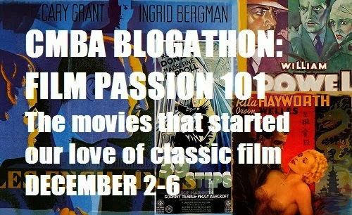 CMBA BLOGATHON: FILM PASSION 101