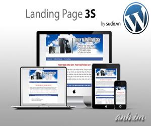Chia sẻ Theme Blogspot Landing Page bán hàng tối ưu hóa chuẩn Seo