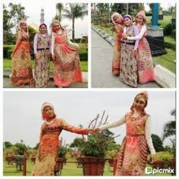 Take @Shoot Callysta-Shop for Idul Fitri 1434H