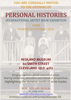 REDLAND MUSEUM OPENING:  INVITATION