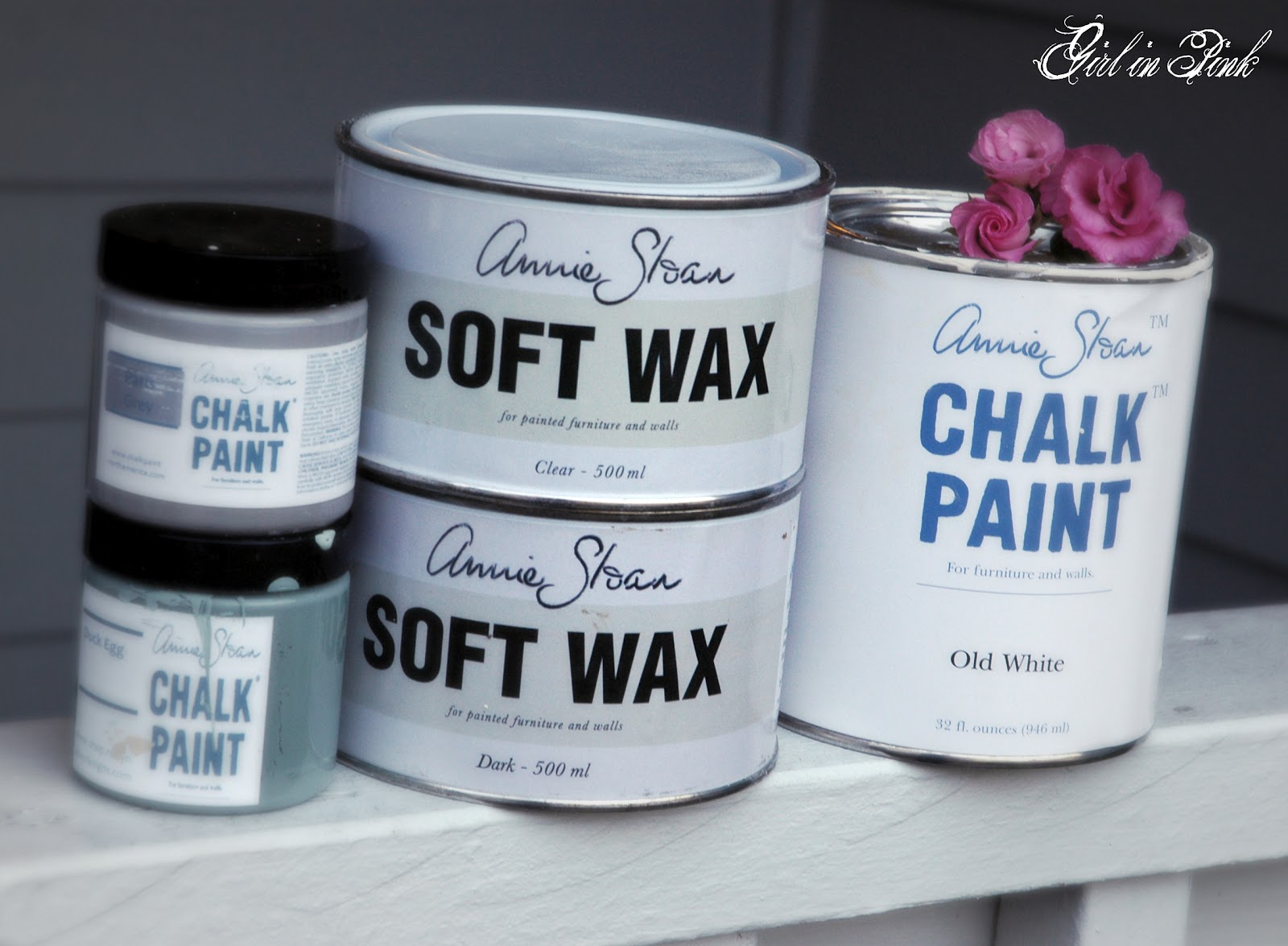 Apple box boutique inc christmas hours - Just Over A Month Ago I Purchased My First Quart Of Annie Sloan Chalk Paint As Much As I Wanted To Jump In With Both Feet And Order A Quart Of Each