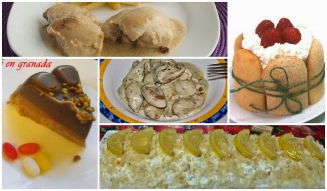 Recetas Dulces y Saladas con Nata