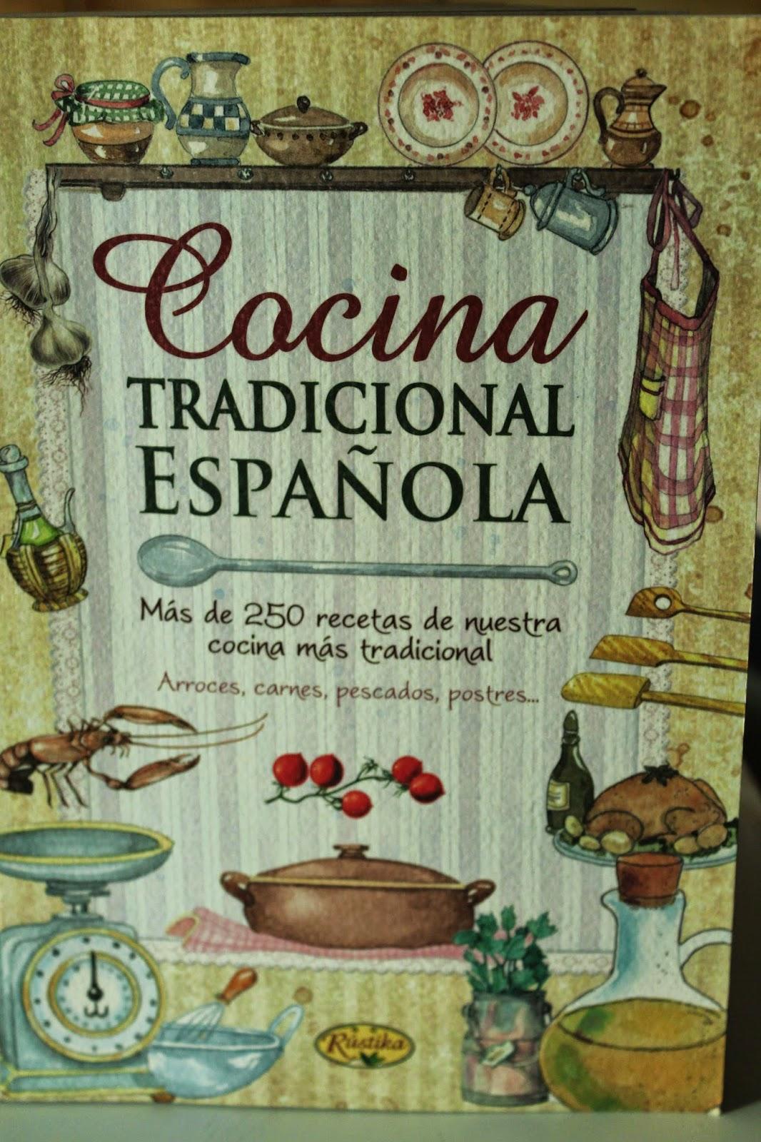 Les punyetetes de la li cocina tradicional espa ola for Cocina tradicional espanola