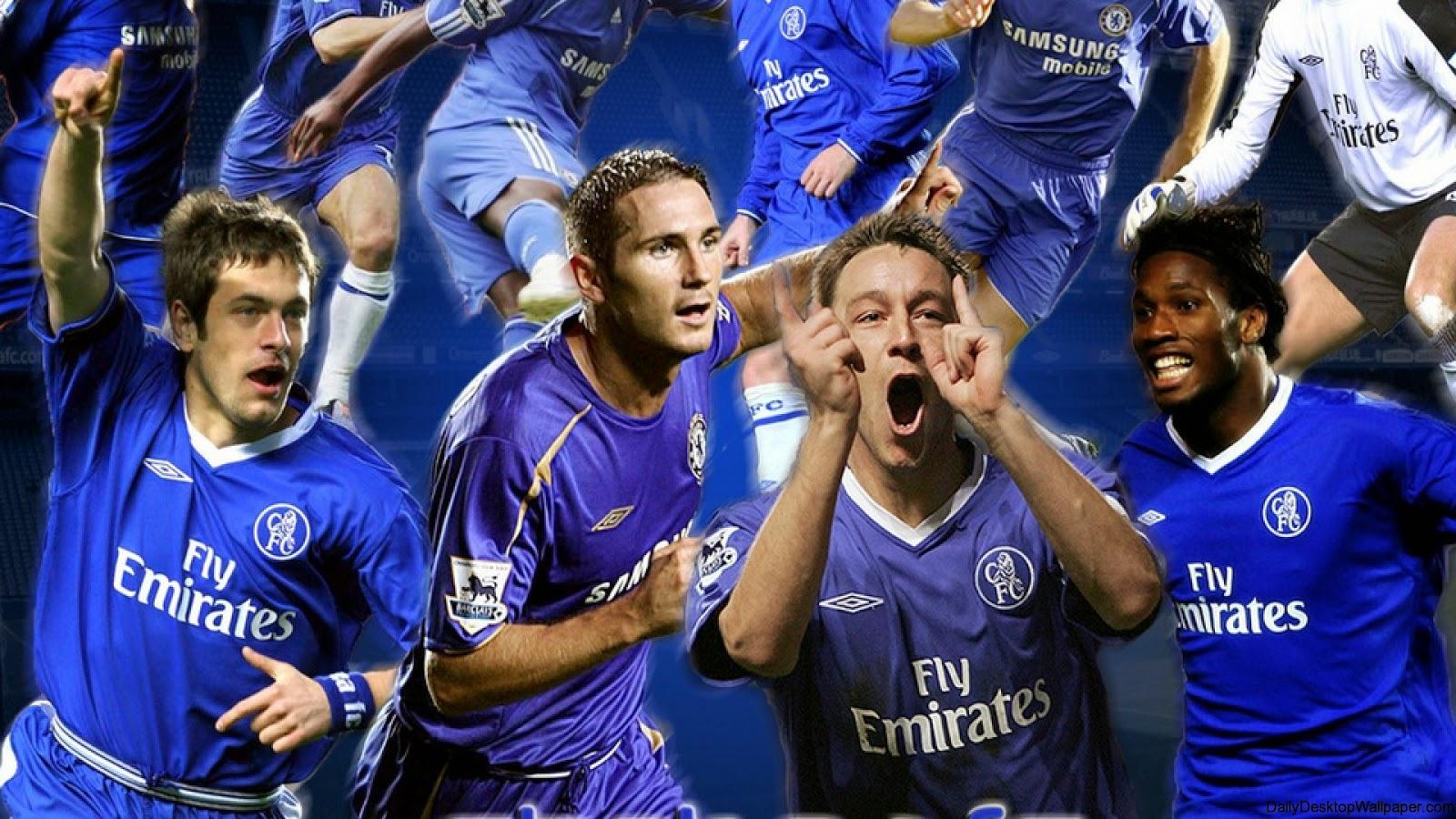 Chelsea Football Team Wallpaper
