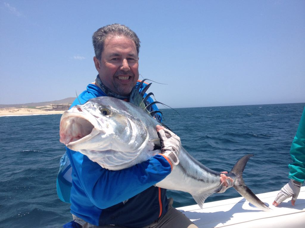 Baja anglers big roosters june 20 th for Fishing with john