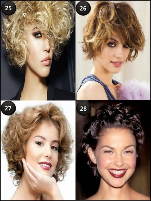 Short Hairstyles For Thick Wavy Hair And Oval Face : Short hairstyles for oval faces haircuts