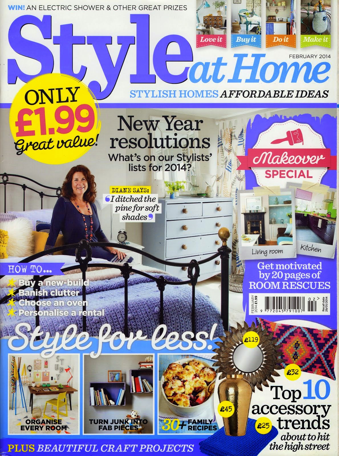 Style at Home February 2014