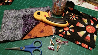 wonder clips and fabric