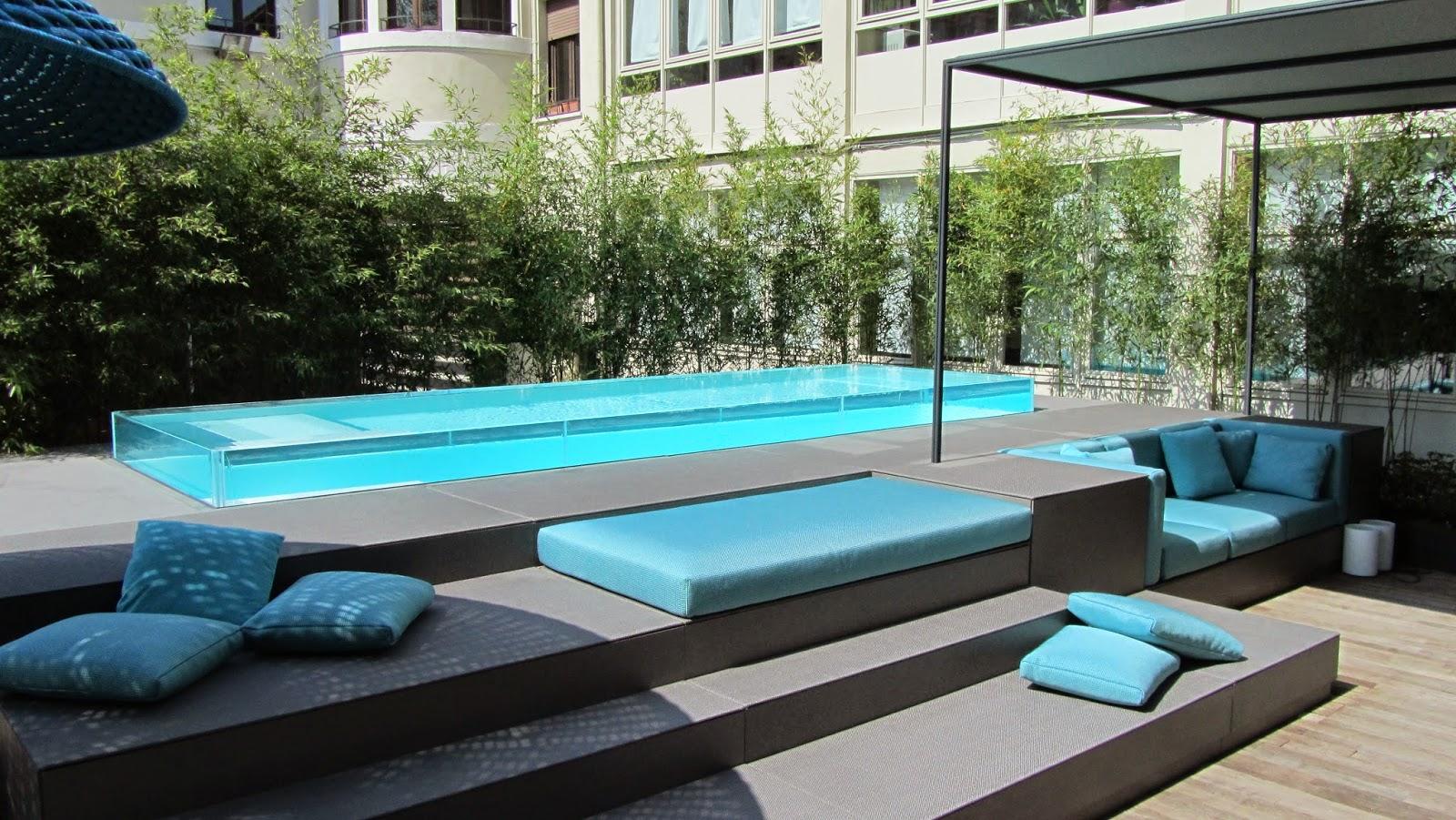Iniziato il fuorisalone 2014 piscine laghetto news blog - Piscina sopra terra ...