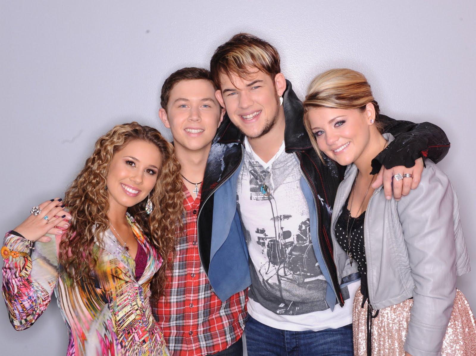 American Idol Top 4