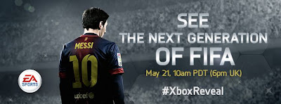 fifa next gen xbox reveal FIFA Next Gen To Be Revealed At Tomorrows Xbox Event