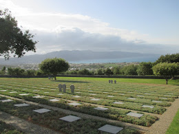 German World War II Cemetery, Maleme, Crete, May 2016