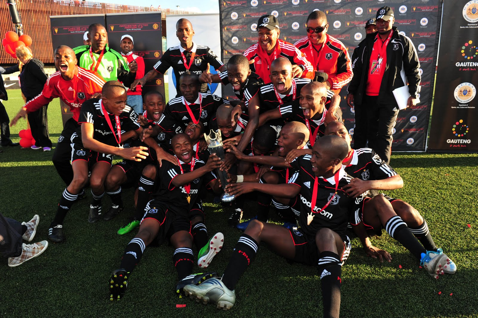 Orlando Pirates suspends Youth Development Programme to investigate ...