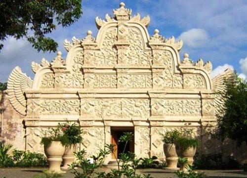 Taman Sari Jogja | Taman Sari Yogyakarta - Gapura Hageng