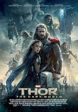 Thor The Dark World (2013) TSRip XviD