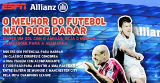 """Promoção """"O Melhor Do Futebol Não Pode Parar"""""""