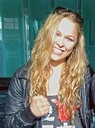 Ronda Rousey Height - How Tall