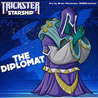 Trickster Starship - The Diplomat