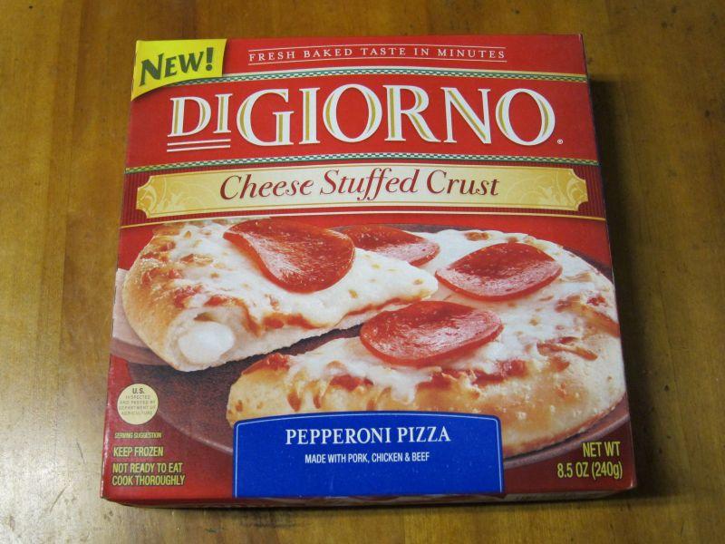 Digiorno Frozen Pizza frozen friday: digiorno - cheese stuffed crust pizza | brand eating