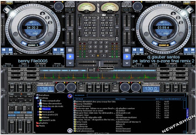 Virtual DJ 7 Pro + Crack Screenshot