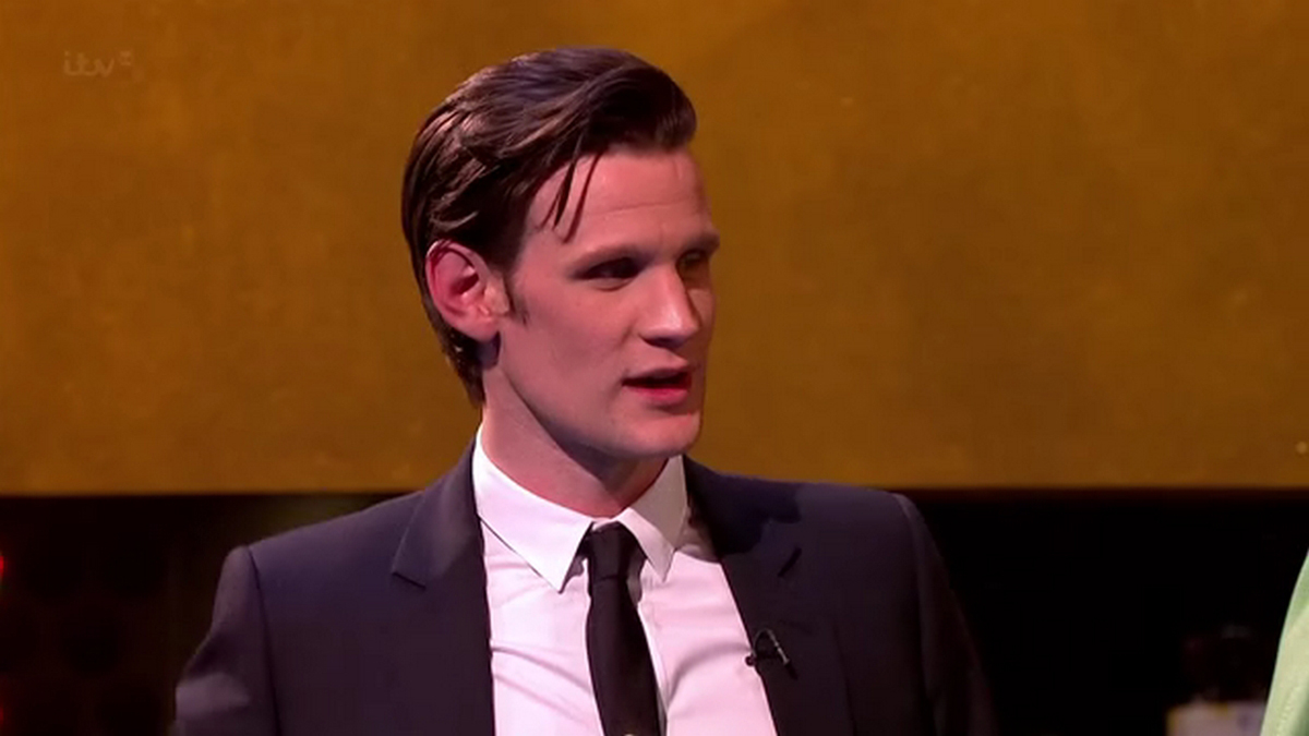 Screencaps   Matt Smith On