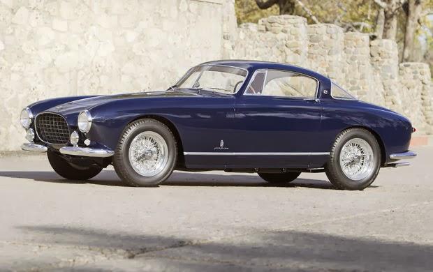 Ferrari GT Vintage Automobile